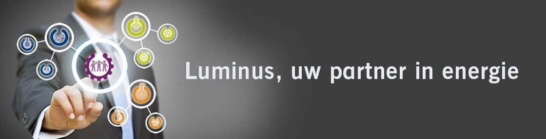 Ga naar www.luminus.be