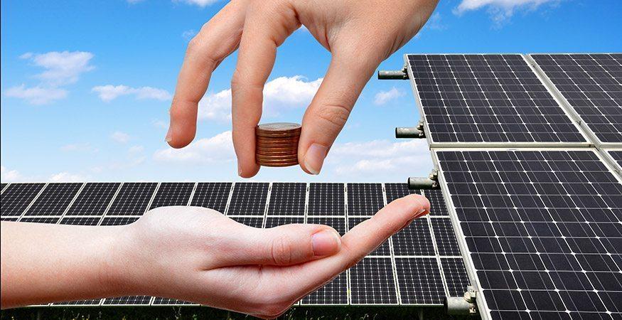Prosumententarief zonnepanelen