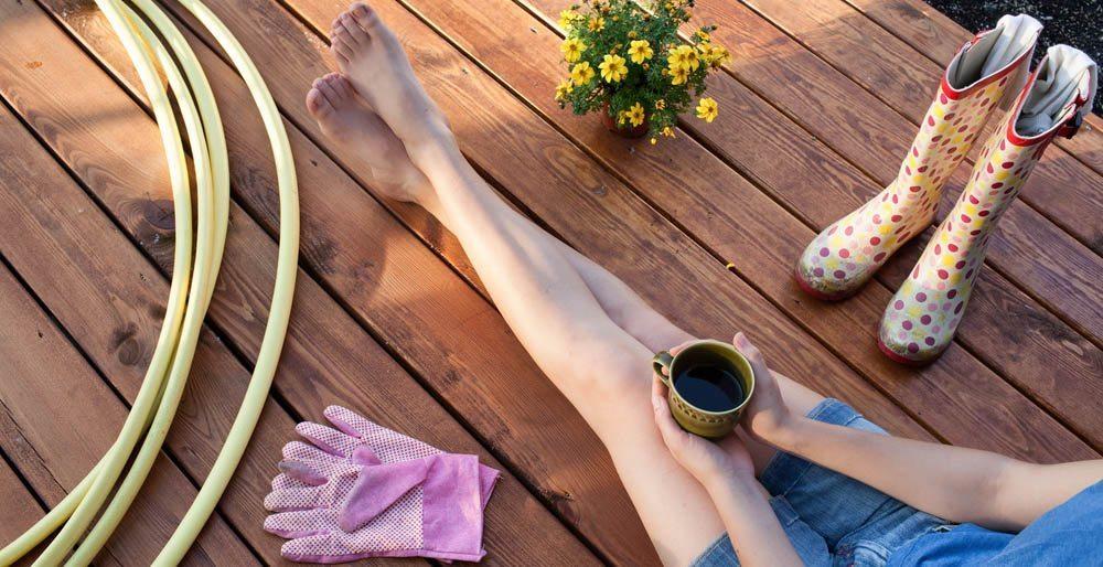 comment rendre votre jardin r sistant la chaleur lumiworld. Black Bedroom Furniture Sets. Home Design Ideas