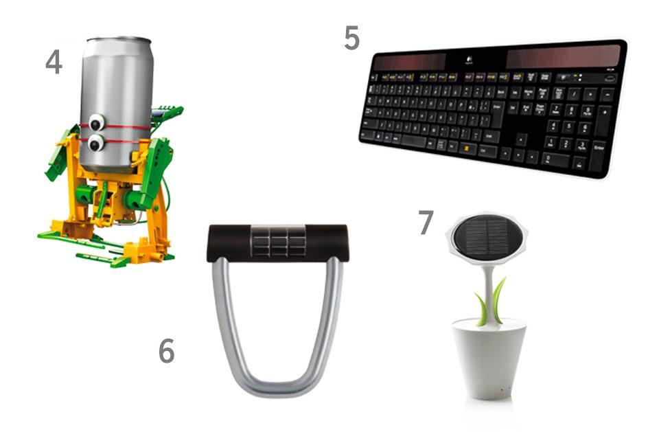milieuvriendelijke gadgets