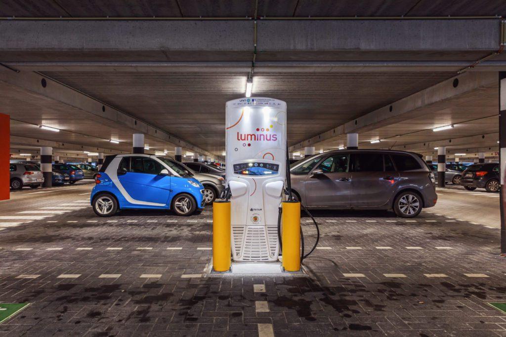 Récharge voiture électrique