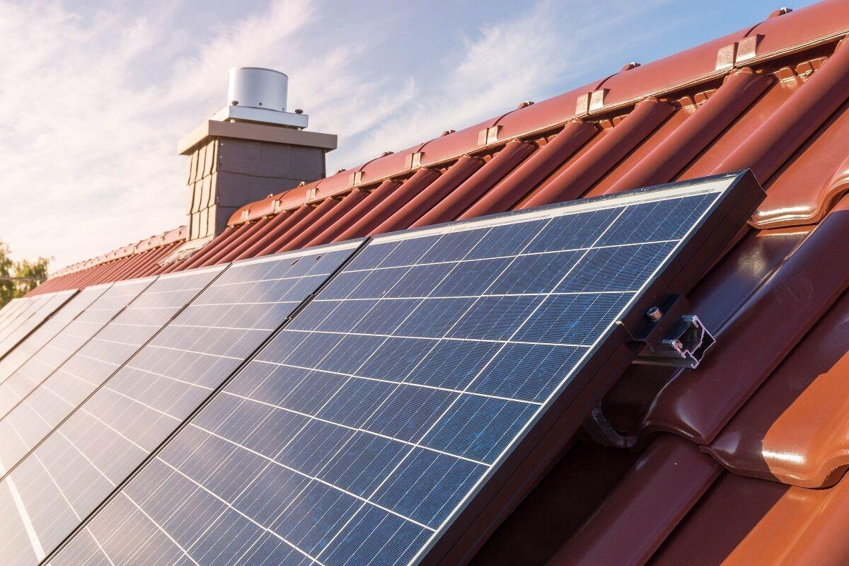 zonnepanelen - panneaux solaires