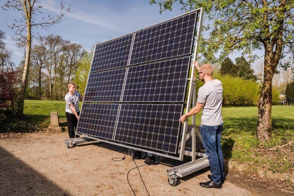 Panneaux solaires saint-lous de waremme