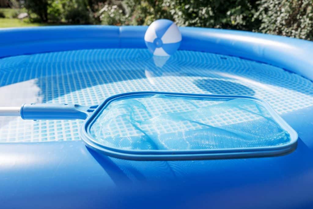 zwembad onderhouden zomer