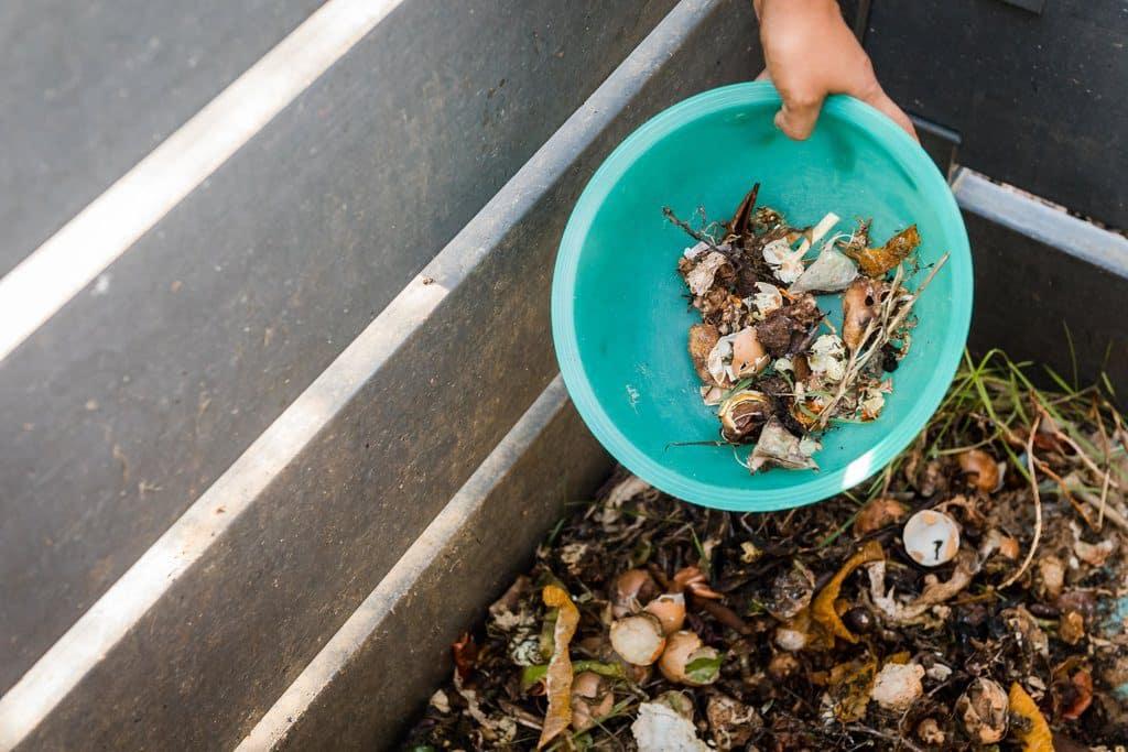 Créateurs de différénce - Zéro Déchêt - compost