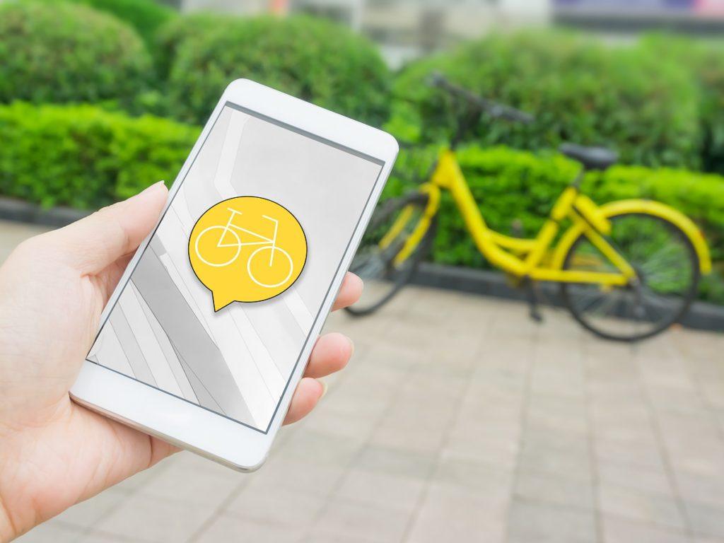 économie du partage apps