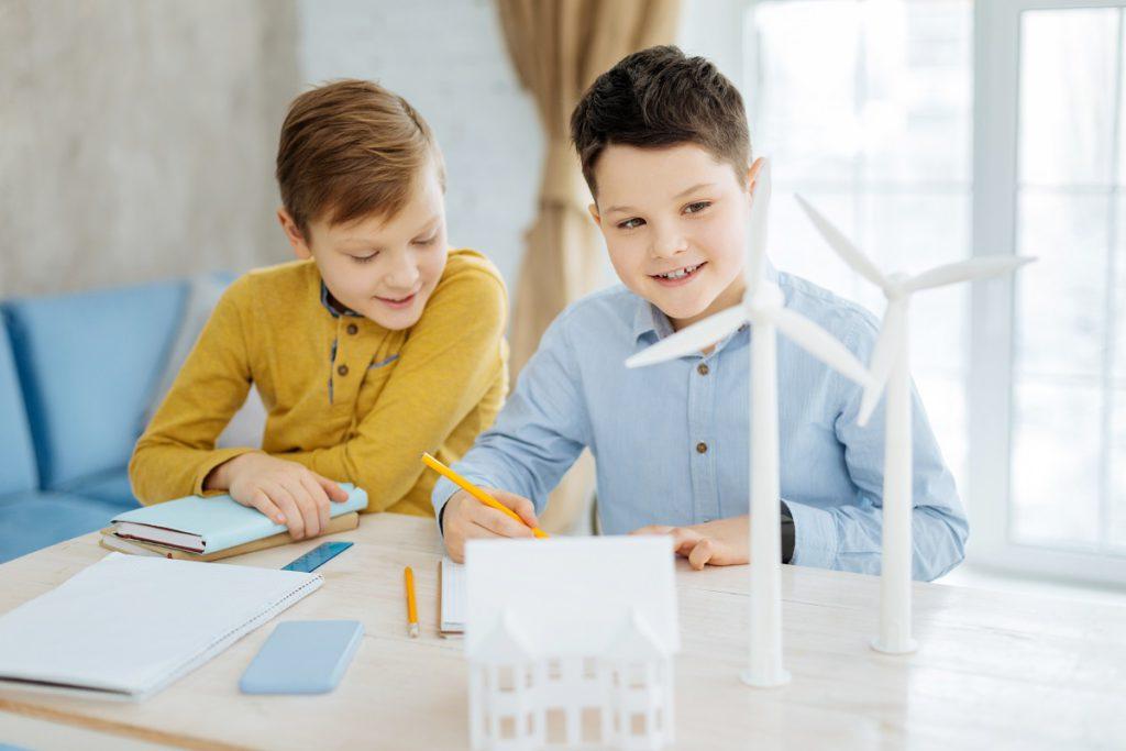 sensibiliser vos enfants au gaspillage d'énergie