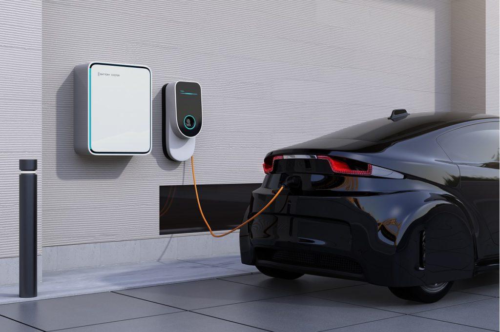 recharger voiture batterie domestique