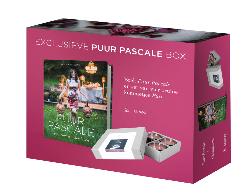 EXTRAS!-voordeel Pascale Naessens