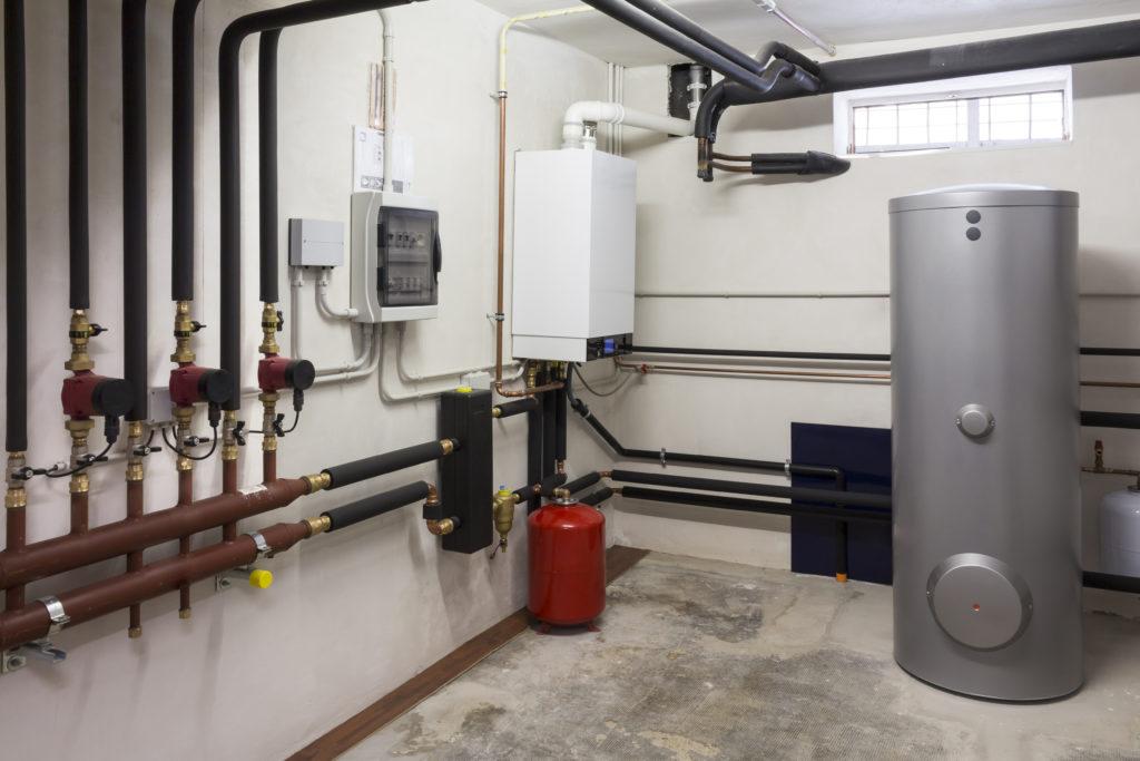 capacité boiler