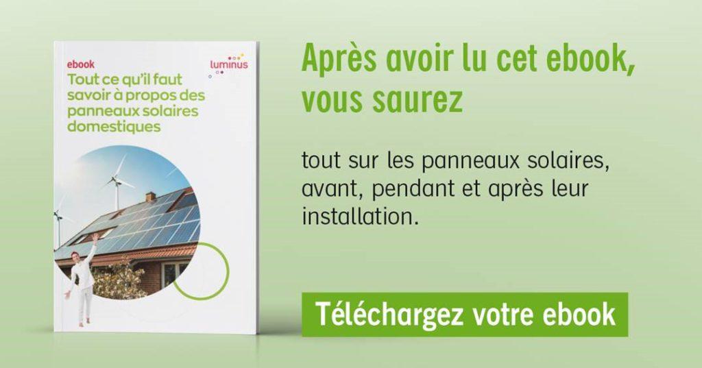 E-book panneaux solaires