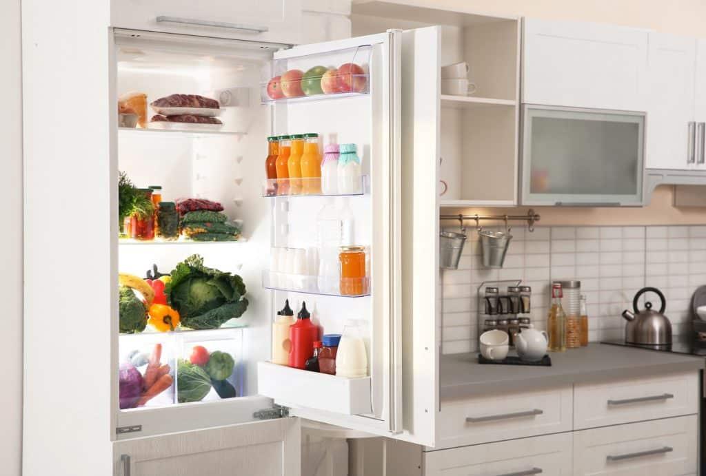énergie réfrigerér et congeler