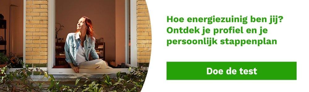De succesvolle weg naar een energiezuinige, duurzame woning