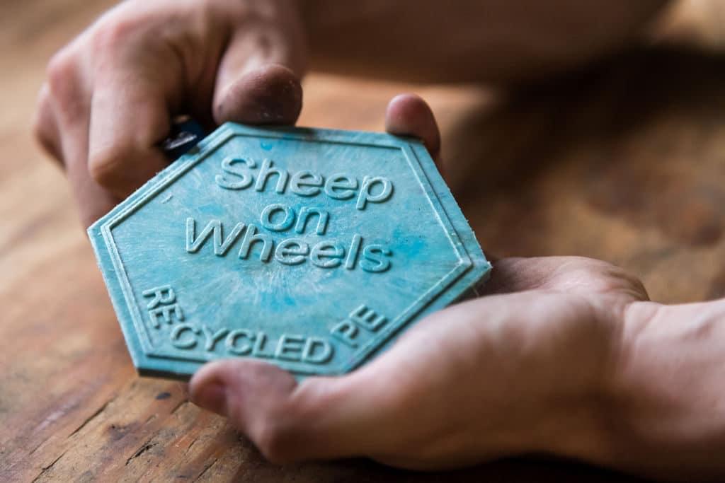 Sheep on Wheels verschilmakers Luminus