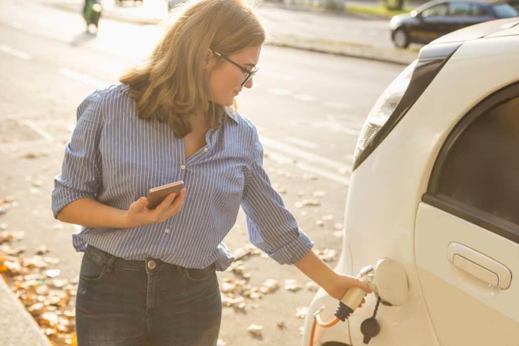 Wat kost onderhoud elektrische wagen