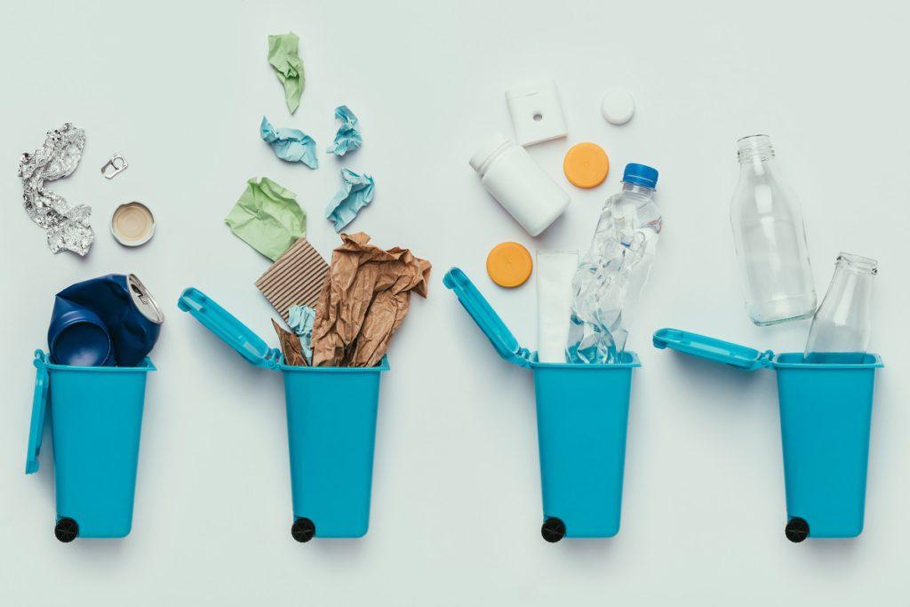 Recycler bureaux